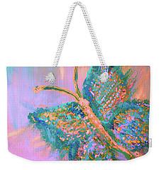 Ryans Butterfly Weekender Tote Bag