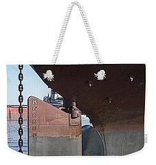 Ryerson Prop Weekender Tote Bag