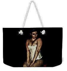 Weekender Tote Bag featuring the digital art Ryli 1 by Mark Baranowski