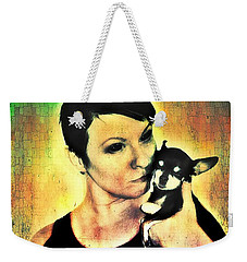 Ryli And Chi-chi 1 Weekender Tote Bag