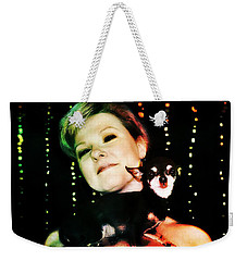 Ryli And Chi-chi 2 Weekender Tote Bag by Mark Baranowski