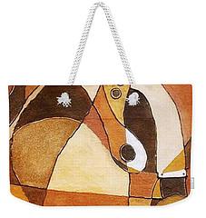 Rythm Of Unity Weekender Tote Bag