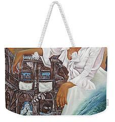 Sabanas Blancas Weekender Tote Bag