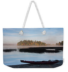 Sabao Morning Weekender Tote Bag