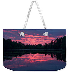 Sabao Sunset 01 Weekender Tote Bag by Brent L Ander