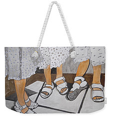 Sabbath Sandals Weekender Tote Bag