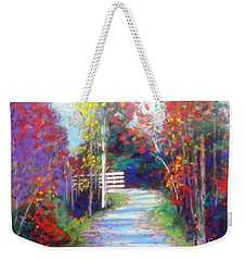 Sackville Walking Trail Weekender Tote Bag