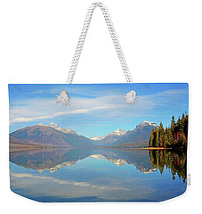Sacred Dancing Reflections Weekender Tote Bag