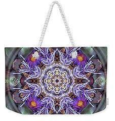 Sacred Emergence Weekender Tote Bag