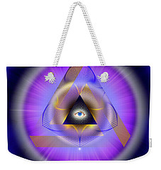 Sacred Geometry 642 Weekender Tote Bag