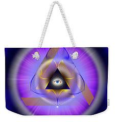 Sacred Geometry 642 Weekender Tote Bag