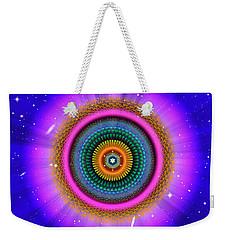 Sacred Geometry 660 Weekender Tote Bag