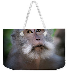 Sacred Monkey Forest Sanctuary Weekender Tote Bag