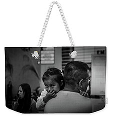 Sad Girl Weekender Tote Bag