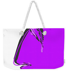 Sad Grape Weekender Tote Bag