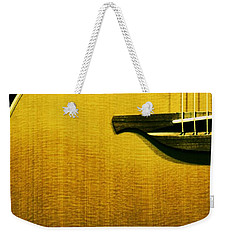 Weekender Tote Bag featuring the photograph Sad Song by The Art Of Marilyn Ridoutt-Greene