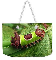 Saddleback Caterpillar Weekender Tote Bag