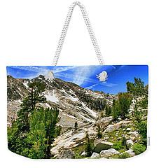 Saddlebag Loop Trail View Weekender Tote Bag