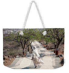 Sadhvi Weekender Tote Bag