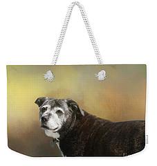 Sadie Weekender Tote Bag by Victoria Harrington