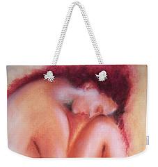Sadness Weekender Tote Bag by Jasna Dragun