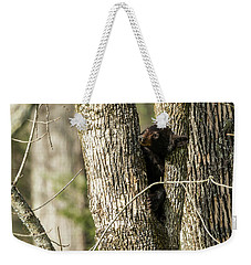 Weekender Tote Bag featuring the photograph Safe From Harm by Everet Regal