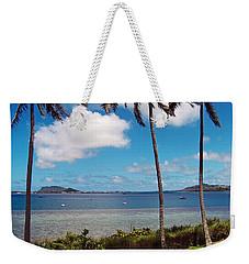 Safe Harbor Weekender Tote Bag