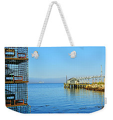 Safe Harbor Weekender Tote Bag