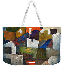 Safe Haven In Aran, Galway Weekender Tote Bag