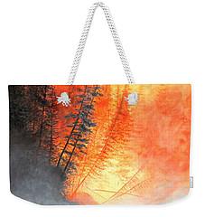 Safe Haven Weekender Tote Bag