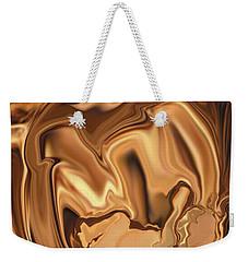 Safe-in-her-arms Weekender Tote Bag by Rabi Khan