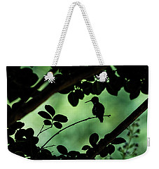 Safety In The Shadows Weekender Tote Bag