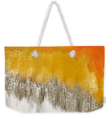 Saffron Sunrise Weekender Tote Bag