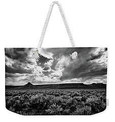 Sage And Clouds Weekender Tote Bag