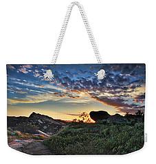 Sage Ranch Sunset Weekender Tote Bag by Endre Balogh