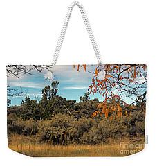 Sagebrush And Lava Weekender Tote Bag