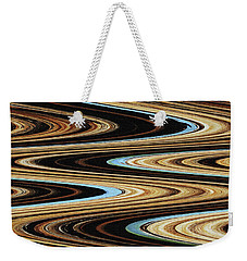 Weekender Tote Bag featuring the photograph Saguaro Abstract by Tom Janca