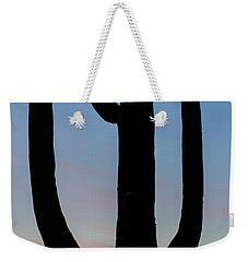 Saguaro Dawn Weekender Tote Bag