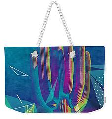 Saguaro Shatter Weekender Tote Bag