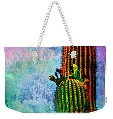 Saguaros Weekender Tote Bag