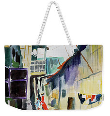 Saigon Alley Weekender Tote Bag by Tom Simmons