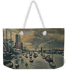 Sail Amsterdam 2015 Weekender Tote Bag