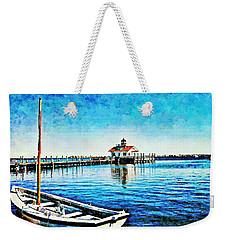 Sail Away Weekender Tote Bag