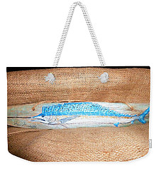 Sail Fish Weekender Tote Bag