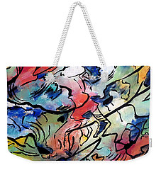 Sail The Sea Weekender Tote Bag