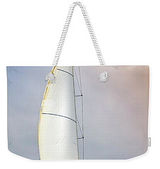 Sailboat 9 Weekender Tote Bag