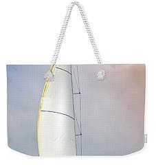 Sailboat 9 Weekender Tote Bag