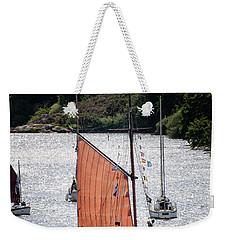 Sailing 46 Weekender Tote Bag