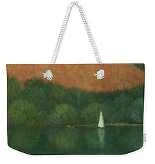 Sailing At Trelissick Weekender Tote Bag