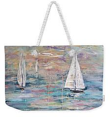 Sailing Away 1 Weekender Tote Bag